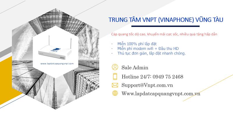 Lắp mạng cáp quang VNPT Bà Rịa – Vũng Tàu