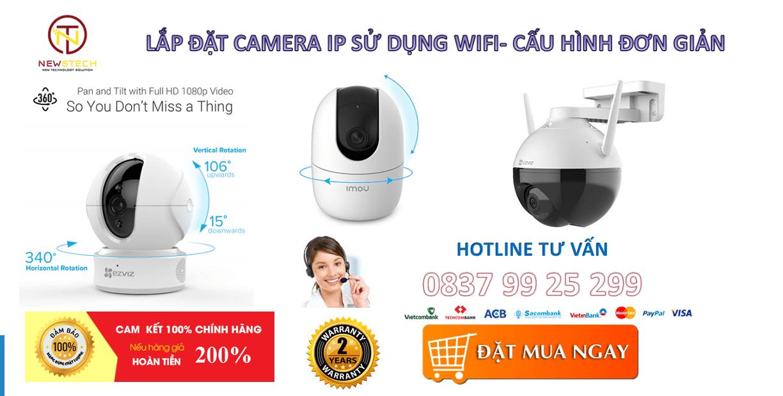 lắp đặt camera IP giá rẻ tại Bến Tre