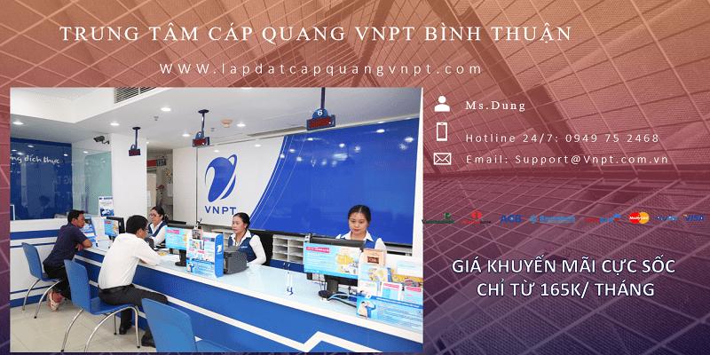 Lắp mạng cáp quang VNPT Bình Thuận