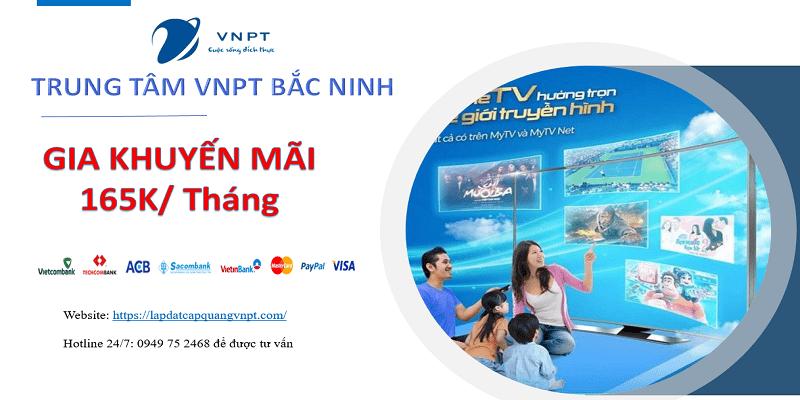 Lắp mạng cáp quang VNPT Bắc Ninh