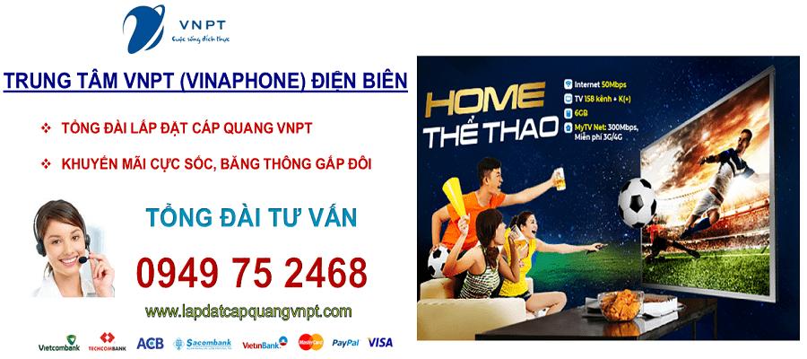 Lắp mạng cáp quang VNPT Điện Biên