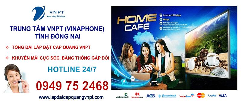 Lắp mạng cáp quang VNPT Đồng Nai