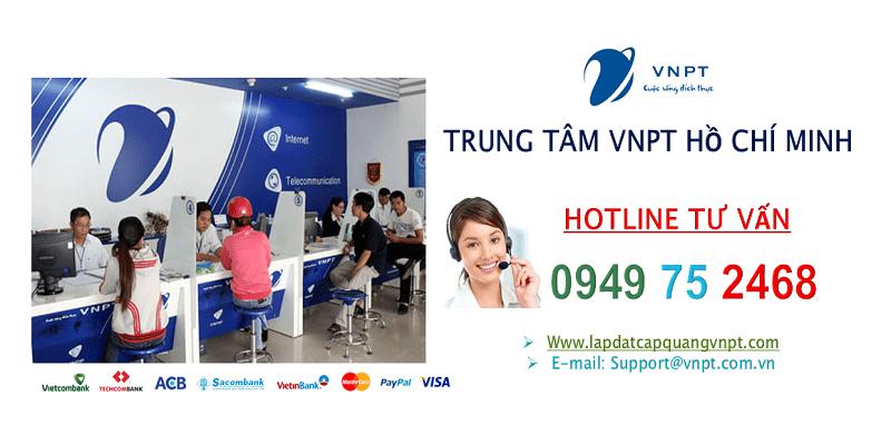 Lắp mạng cáp quang VNPT Tại TP. Hồ Chí Minh