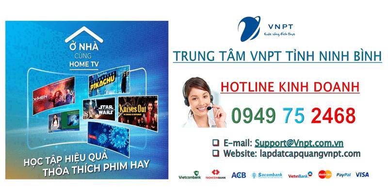 Lắp mạng cáp quang VNPT Ninh Bình