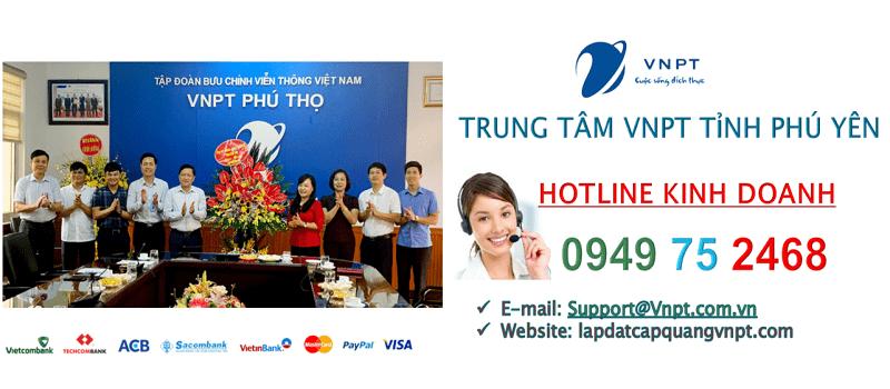 Lắp mạng cáp quang VNPT tỉnh Phú Thọ