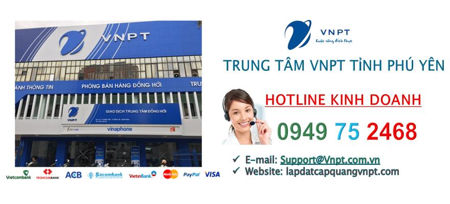 Lắp mạng cáp quang VNPT tỉnh Quảng Bình