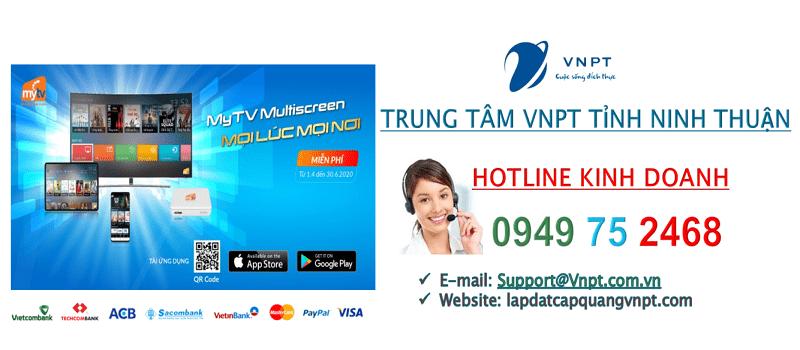 Lắp mạng cáp quang Ninh Thuận