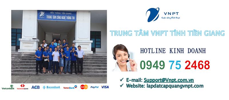 Lắp mạng cáp quang VNPT tỉnh Tiền Giang