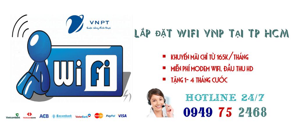 Lắp wifi VNPT HCM khuyến mãi mới nhất