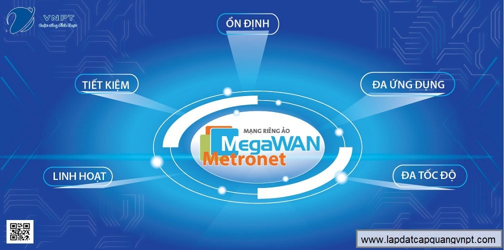 Lắp mạng Vinaphone VNPT