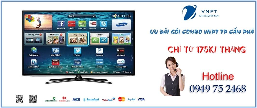 Lắp mạng VNPT Cẩm Phả Quảng Ninh