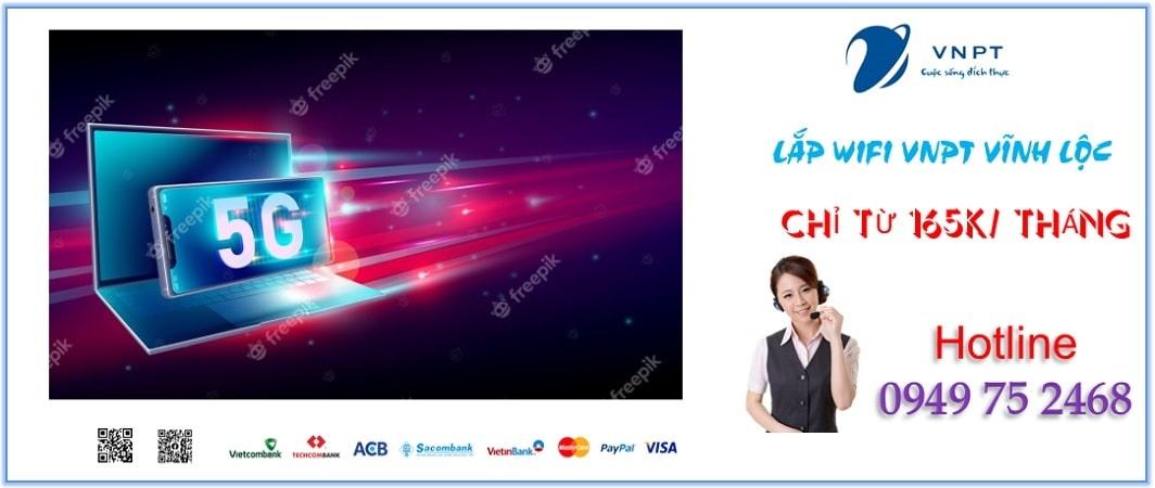 Lắp mạng VNPT Vĩnh Lộc Thanh Hóa