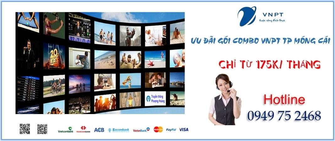Lắp mạng VNPT Móng Cái Quảng Ninh