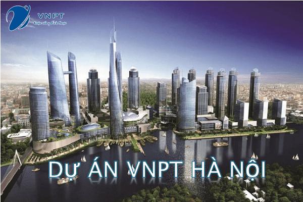 Dự án VNPT tại Hà Nội